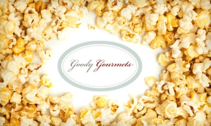 Goody Gourmet's - Shorewood: $5 for $10 Worth of Gourmet Popcorn and Snacks At Goody Gourmet's
