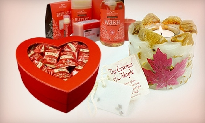 The Great Canadian Gift Company - Multiple Locations: $30 for $60 Worth of Gifts at The Great Canadian Gift Company