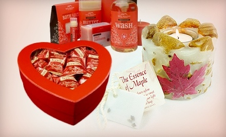 $60 Groupon to The Great Canadian Gift Company - The Great Canadian Gift Company in Collingwood