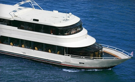 Anticipation Yachts: 1-Person Dinner Cruise, 3-Course Meal and 2.5-Hour Tour - Anticipation Yachts in Fort Lauderdale