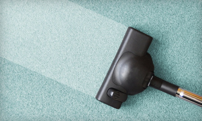 Priority Carpet and Tile Cleaning - North Merrick: $49 for Two Rooms of Carpet Cleaning from Priority Carpet and Tile Cleaning ($120 Value)
