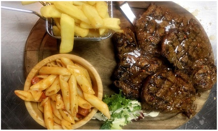 Ibrahim's Grill and Steak House