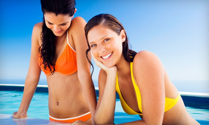 Forbidden Tans - Downtown Partnership: $25 for Two Spray Tans at Forbidden Tans in Sarasota ($90 Value)