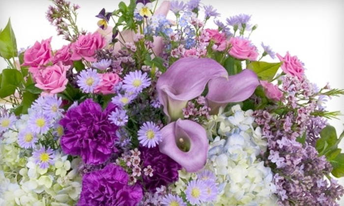 Floral Design Institute  - Northwest District: $95 for an Eight-Hour, Wedding Floral Arrangement Boot-Camp Class at Floral Design Institute ($195 Value)