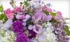 Floral Design Institute  - Northwest District: $95 for an Eight-Hour, Wedding Floral Arrangement Boot-Camp Class at Floral Design Institute ($195 Value)