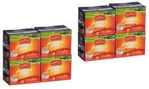 QuikTea Masala Spiced Chai Latte (40-Count)