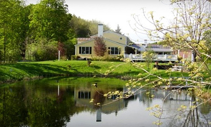 Inn at Clearwater Pond - Quechee: $325 for a Two-Night Stay in the Lila Marin or Skylar Rose Suite at Inn at Clearwater Pond in Quechee ($550 Value)