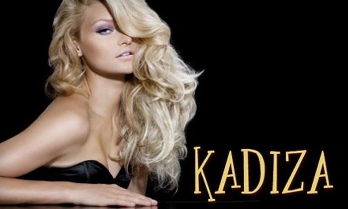 Kadiza Hair Studio - Lubbock: $35 for $75 Worth of Haircare Services at Kadiza Hair Studio