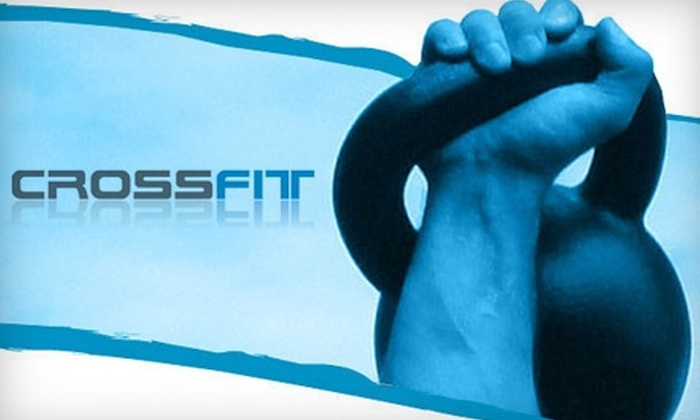CrossFit - Multiple Locations: $39 for a One-Month Unlimited Membership to CrossFit ($158.20 Value). Choose Between Two Locations.