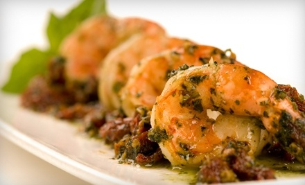 $30 Groupon to The Cove Trattoria - The Cove Trattoria in Scottsdale