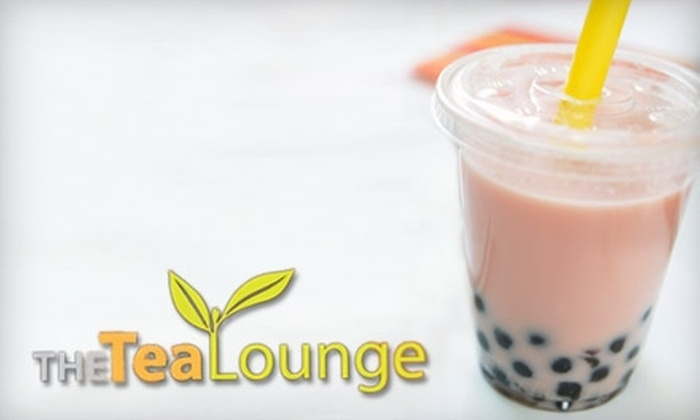 The Tea Lounge - Scofield Farms: $3 for $6 Worth of Refreshments at The Tea Lounge