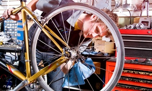 Bike Performance Dresden: Saison-Check für das Fahrrad inkl. Fahrradwäsche und Fahrwerks-Setup bei Bike Performance Dresden (bis zu 75% sparen*)