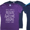 Women's Really Cool Grandma T-Shirts