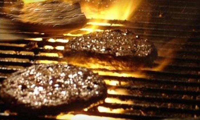 Green River BBQ - Saluda: $10 for $25 Worth of Barbecue Fare at Green River BBQ