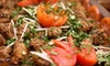 Shezan Of New Jersey - Spa Springs: Pakistani Dinner for Two or Four with Appetizer and Bread at Shezan of New Jersey in Edison (Up to 57% Off)