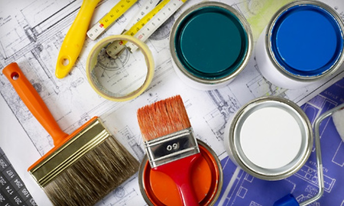 Kwal Paint - Multiple Locations: Paint and Painting Kit or $15 for $30 Worth of Paint and Supplies at Kwal Paint