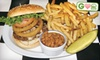 Hoagie's Diner - North Bay: $7 for $15 Worth of Burgers and Diner Fare at Hoagie's Diner in North Bay