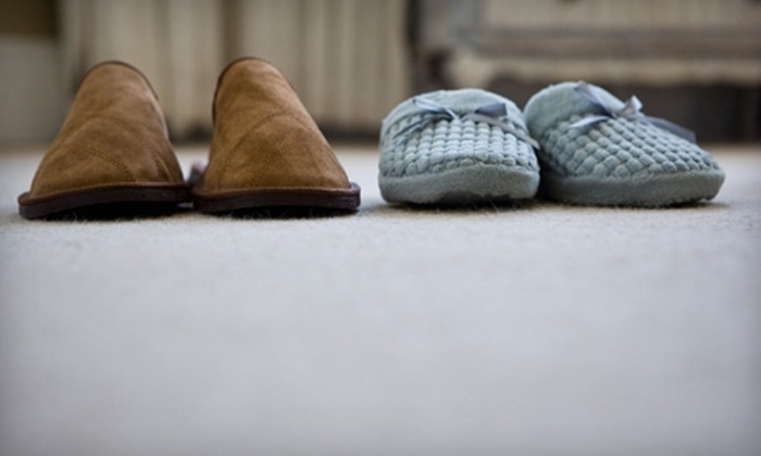 Heaven's Best Carpet Cleaning - Asheville: $59 for Carpet Cleaning for Two Rooms and a Hallway from  Heaven's Best Carpet Cleaning ($149 Value)