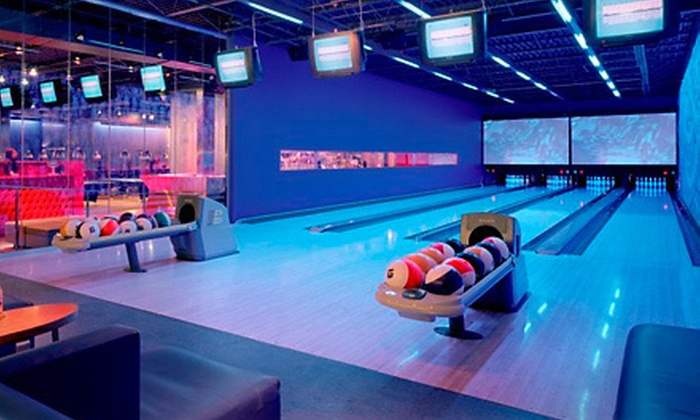 Play - Elmhurst: $15 Worth of Bowling and Lounge Fare