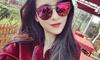 Women's Mirrored Sunglasses