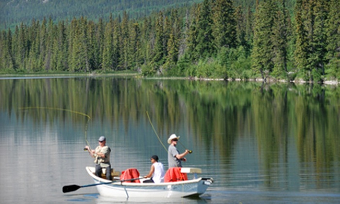 Mountain Fly Fishers - Morley: $150 for a Private Introductory Fly-Fishing Excursion for Two from Mountain Fly Fishers in Morley ($300 Value)