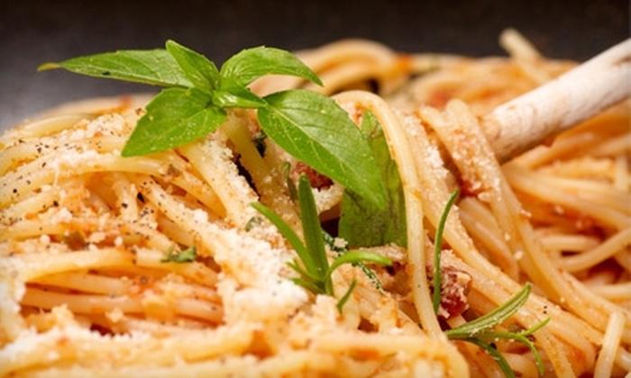 Salerno's Restaurant & Pizzeria - Highland Commercial: $10 for $20 Worth of Italian Cuisine for Dinner at Salerno's Restaurant & Pizzeria in Gilbert
