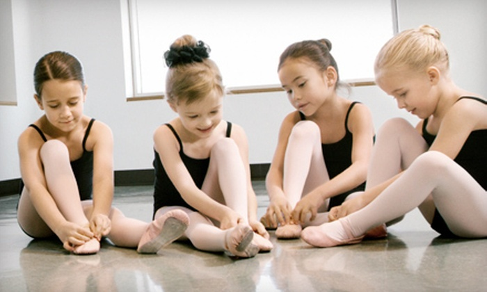 Dance Center of LaGrange - East Grossdale: $49 for a Seven-Week Summer Session at Dance Center of LaGrange ($115 Value)