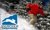 Snowshoe Mountain - Edray: $79 for Two Adult Lift Tickets at Snowshoe Mountain (Up to $158 Value)
