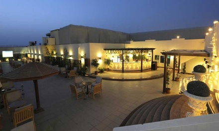 Dubai: One Night Stay for Up to Four Adults and Two Children with Breakfast at 4* Cassells Al Barsha Hotel