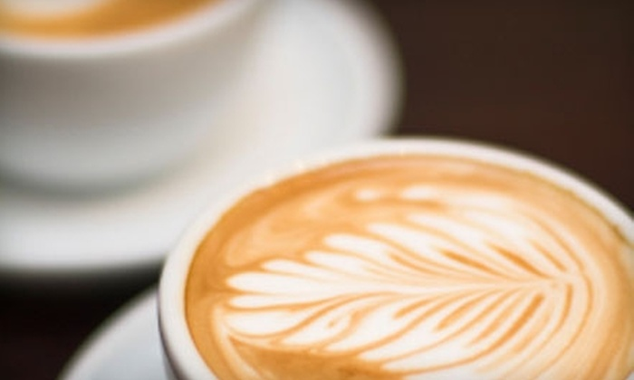 Bluegrass Java - Crestwood: $4 for $8 Worth of Coffee Drinks, Pastries, and More at Bluegrass Java in Crestwood