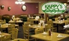Kappy's American Grill - Morton Grove: $15 for $30 Worth of Breakfast Fare and More at Kappy's Restaurant & Pancake House in Morton Grove