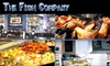 The Fish Company - Atlantic Beaches: $12 for $30 Worth of Seafood and Drinks at The Fish Company