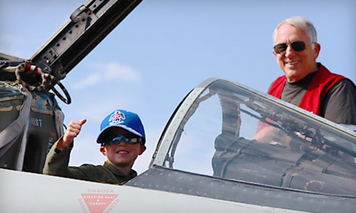Aerospace Museum of California - North Highlands: Outing for Two or Family of Four to Aerospace Museum of California in McClellan (Up to 54% Off)