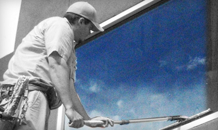 Mint Clean - Dallas: $55 for $110 Worth of Window Cleaning or $75 for $150 Worth of Pressure-Washing Services from Mint Clean