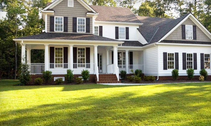 Dragonfly Mosquito Control - Boston: One, Three, or Six Mosquito Lawn Treatments from Dragonfly Mosquito Control (Up to 64% Off)