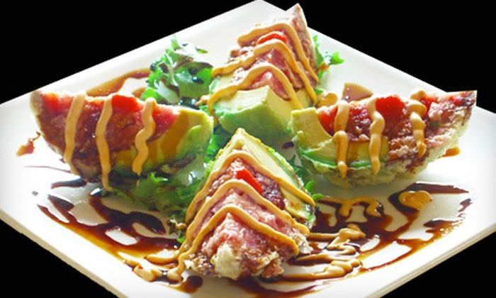 Sushiism Restaurant + Social Lounge - Carrollton: $20 for $40 Worth of Japanese Fare at Sushiism Restaurant + Social Lounge in Carrollton