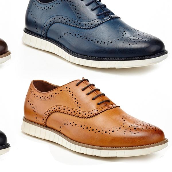 Armando Wingtip Oxford Shoes
