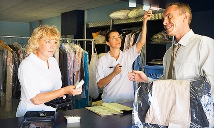Spartan Cleaners - Multiple Locations: $15 for $30 Worth of Dry-Cleaning Services at Spartan Cleaners in Palm Harbor