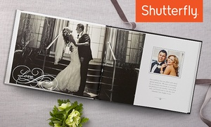 Up to 50% Off Custom Leather Photo Book from Shutterfly at Shutterfly, plus 6.0% Cash Back from Ebates.