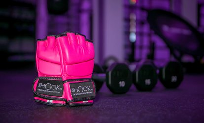 Up to 71% Off at The Hook Studios Boxing for Women