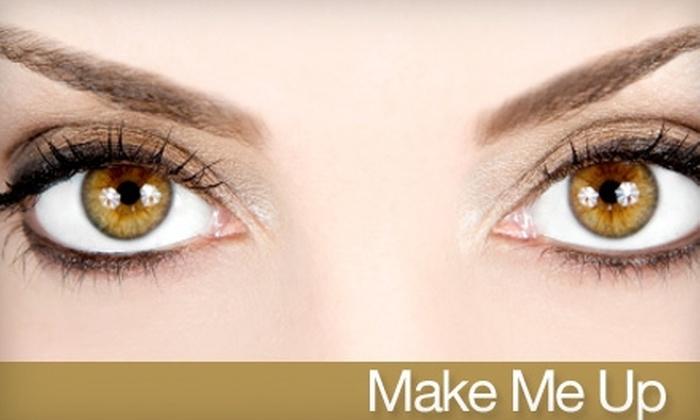 Make Me Up - East Riverside: $20 for a Professional Makeup Application at Make Me Up ($45 Value)