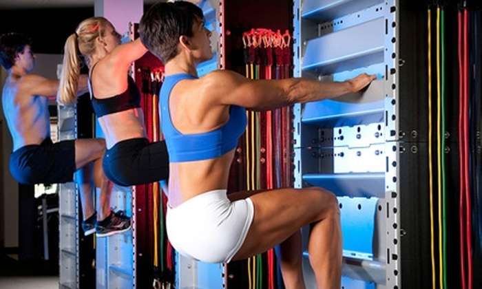 Emerge Fitness - Centennial: $25 for Three FitWall Classes at Emerge Fitness in Centennial ($60 Value)