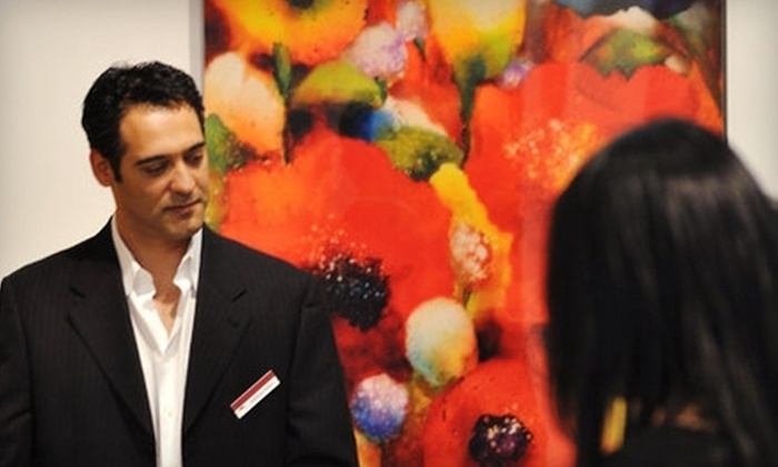 Artexpo New York 2011 - Clinton: $15 for Two One-Day Adult Admissions to Artexpo New York 2011 (Up to $30 Value)