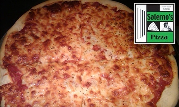 Michael Salerno's Pizzeria - Glenview: $10 for $20 Worth of Pizza and Southern Italian Cuisine at Michael Salerno's Pizzeria in Glenview
