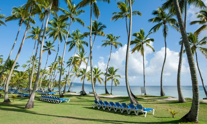 All inclusive grand paradise saman stay with airfare from for Round the world trips all inclusive
