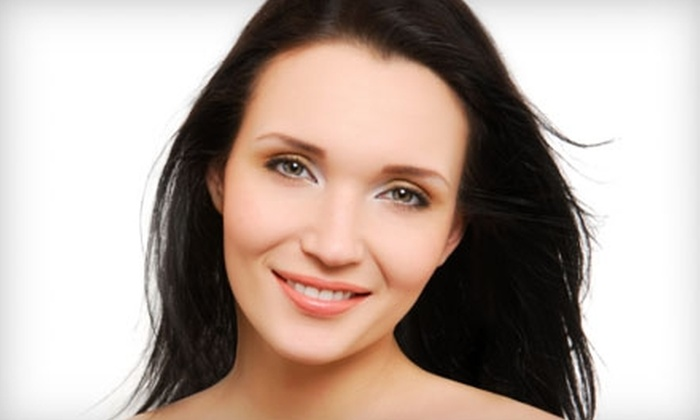 About Hair - Houston: $50 for a Chemical Peel at About Hair ($110 Value)