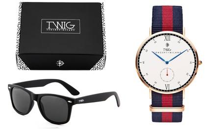 Orologi e occhiali Twig Concept