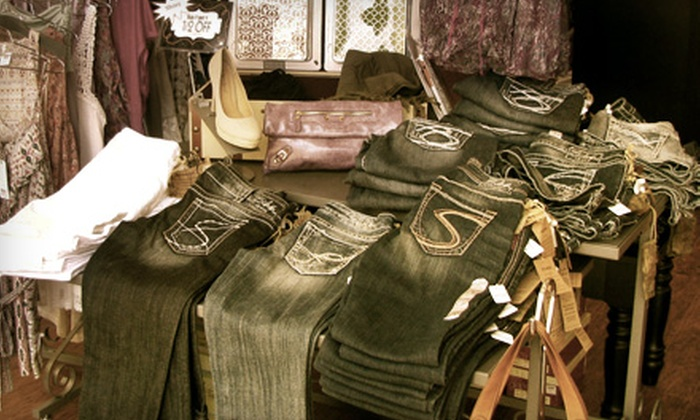 Apricot Lane - Renaissance at Colony Park: $20 for $40 Worth of Boutique Apparel at Apricot Lane
