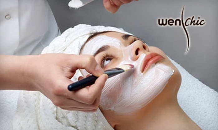 Wen Chic Salon and Spa - Fulshear-Simonton: $25 for Pure Focus Facial at Wen Chic Salon and Spa in Katy ($55 Value)