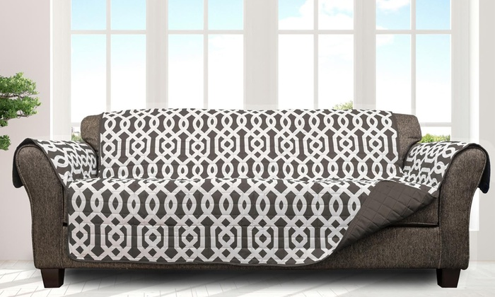 Up To 59 Off On Slipcovers Furniture Protectors Groupon Goods